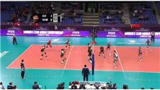 Volleyball wins for VakifBank Istanbul and Volero Zurich