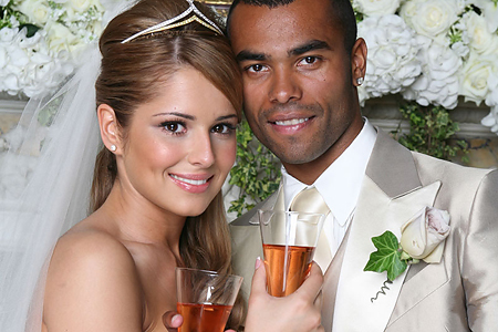 Ashley Cole hopes ex-wife Cheryl surprises him on his