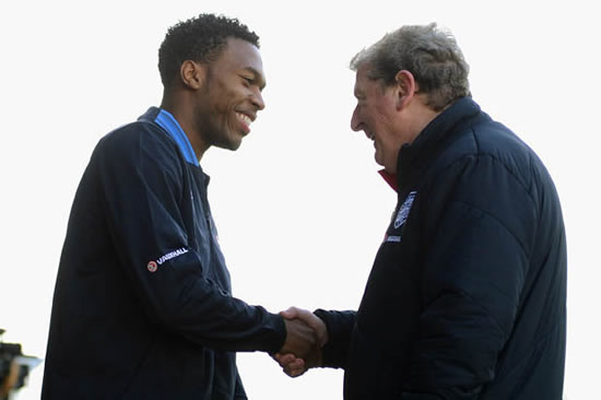 You can win 100 caps! Roy Hodgson sets England target for Liverpool ace Daniel Sturridge