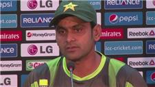 Pakistan focussing on whole tournament not just India - Hafeez