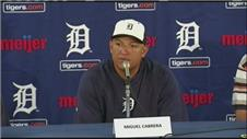 Detroit feels like home for Cabrera
