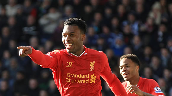 Liverpool upbeat on Daniel Sturridge's injury ahead of Norwich game