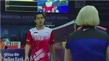 Indonesia beat Thailand in the Thomas Cup finals