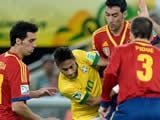Brazil must avoid Spain, says Pele
