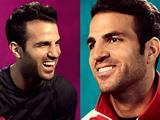 Fabregas: Spain aren't scared of Brazil