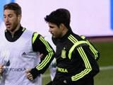 Spain take gamble on Costa fitness