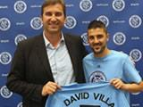 David Villa transfer latest: Globe-trotting Villa signs for re-branded Melbourne City FC on a short-term loan from Manchester City-owned New York City FC