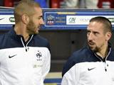 Ribery absence pushes Benzema into the spotlight