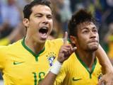 Neymar double kicks off World Cup