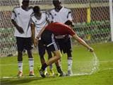 Mystery solved: World Cup referee's vanishing spray