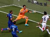 Italy 0 : 1 Costa Rica - Costa Rica stun Italy