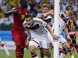 Germany 2 : 2 Ghana - Klose on target in Germany draw