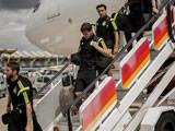 Plane carrying Spain home struck by lightning in fitting end to miserable World Cup