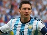 Nigeria 2 - 3 Argentina: Messi at the double again