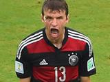 USA 0 : 1 Germany - Muller shares golden boot lead
