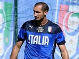 Italy midfielder Giorgio Chiellini says he feels sorry for Luis Suarez after FIFA bite ban