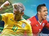 Brazil vs Chile preview - Brazil expect a neutral Webb