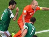 FIFA confirms no punishment for Arjen Robben over diving
