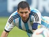 Lionel Messi carries too much of a burden for Argentina at World Cup 2014