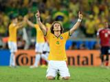 Brazil 2 - 1 Colombia: Hosts edge into last four
