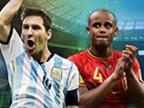 Argentina take on Belgium in quarter-final clash at Estadio Nacional
