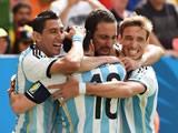 Argentina 1 - 0 Belgium:Argentina through to semis