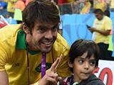 Sao Paulo joy at prodigal Kaka return