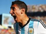Argentina's Angel Di Maria out of semi-final but better news on Sergio Aguero