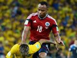 No FIFA action against Juan Zuniga for challenge on Neymar