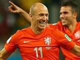 Wesley Sneijder hails Holland's Arjen Robben ahead of semi-final clash with Argentina