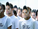 Brazil federation encourages fans to wear unsettling Neymar mask to World Cup semifinal