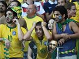 Brazil fans crushed by 7-1 loss to Germany