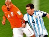 Netherlands 2 : 4 Argentina - Penalty joy for Argentina