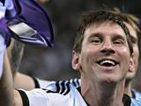 Lionel Messi stifled but he can still light up the final