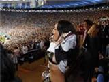 World Cup 2014 final: How Rihanna enjoyed Germany's triumph more than anyone else