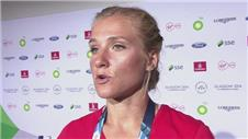 My goal is gold- Brianne Theisen-Eaton