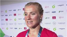 Brianne Theisen-Eaton: These games are a stepping stone to Rio