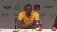 've always wanted to compete at the Commonwealth Games- Bolt