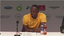 Bolt to stay in the athletes village