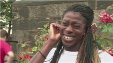 Ohuruogu: I'm trying not to get too stressed
