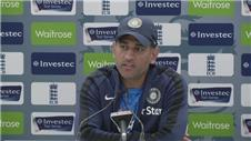 Dhoni looking to continue good batting