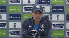 Dhoni hoping India learn from their mistakes