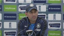 Dhoni: It's a very important Test match