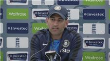 Let's take one game at a time- Dhoni