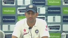 India 'lowest' since 2011 - Dhoni