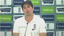Cook happy to silence critics