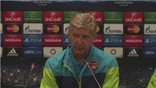 Wenger: We are in front of two big games