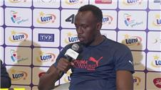 Bolt expecting sub-10 run in Poland