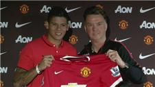Rojo joins Manchester United