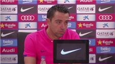 I will fight for Barcelona place - Xavi